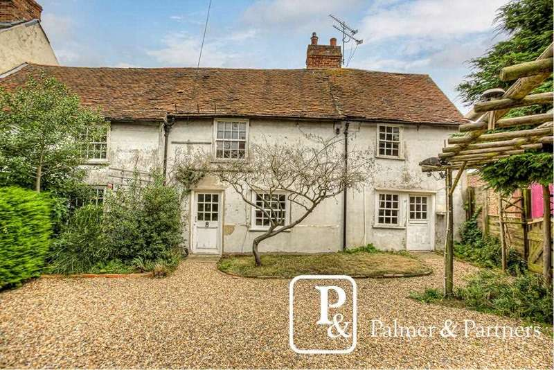 5 Bedrooms Semi Detached House for sale in Spring Road, St. Osyth