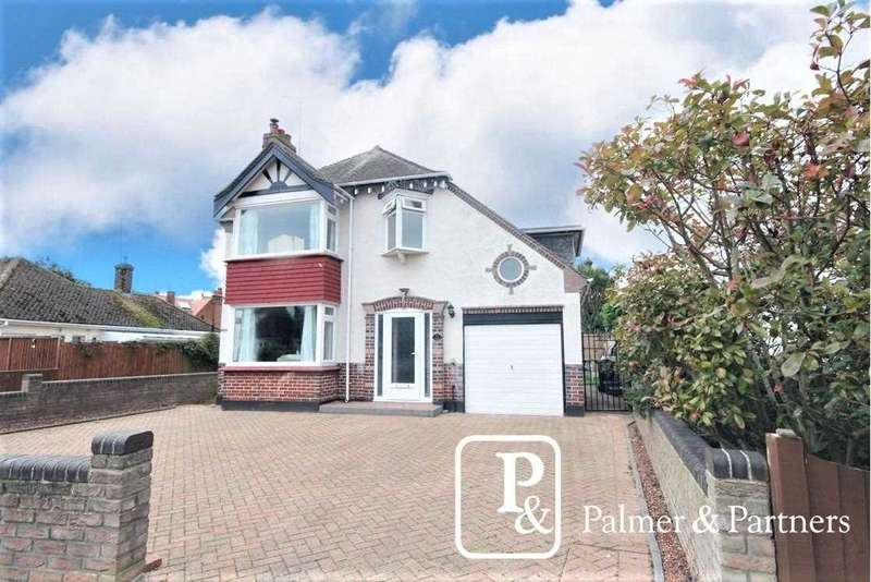 4 Bedrooms Detached House for sale in Russell Road, Clacton-on-Sea