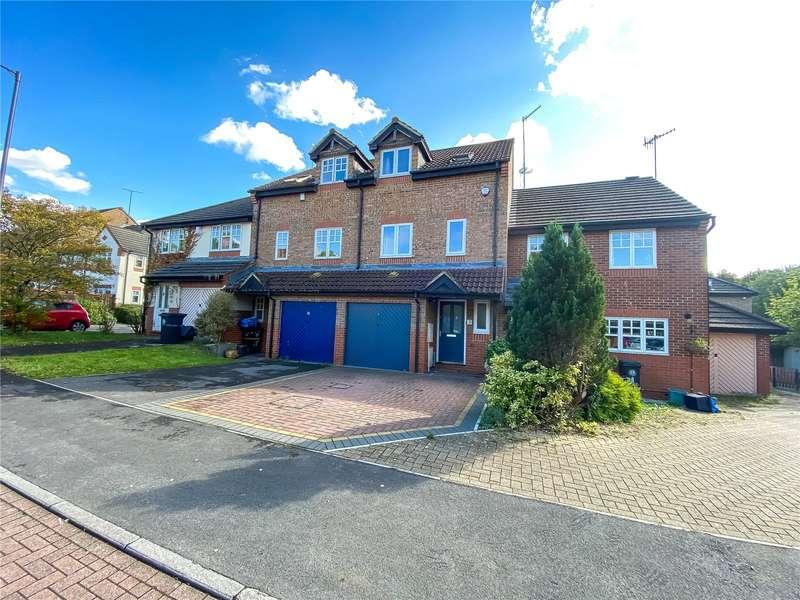 3 Bedrooms Property for sale in Riverside Walk, St. George, Bristol BS5