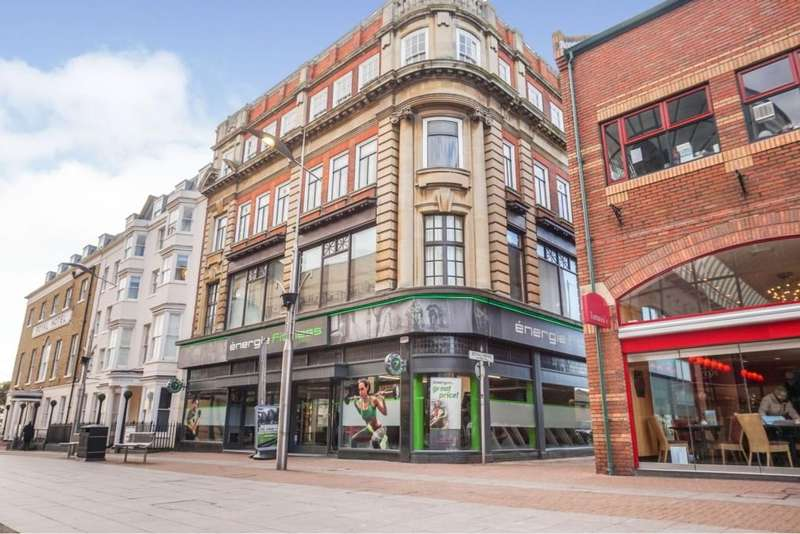 1 Bedroom Apartment Flat for sale in Royal Mews, Southend-on-Sea, SS1