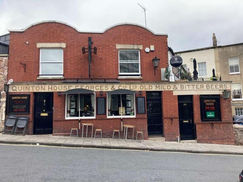 2 Bedrooms Pub Commercial for sale in Quinton House, 2 Park Place, Clifton, Bristol, Bristol