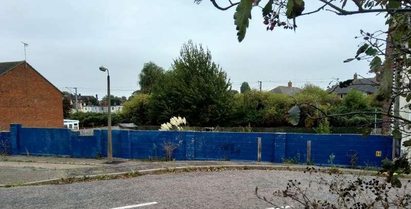 Land Commercial for sale in Land Site At 57, Ingestre Street, Harwich, Essex, CO12 3JG