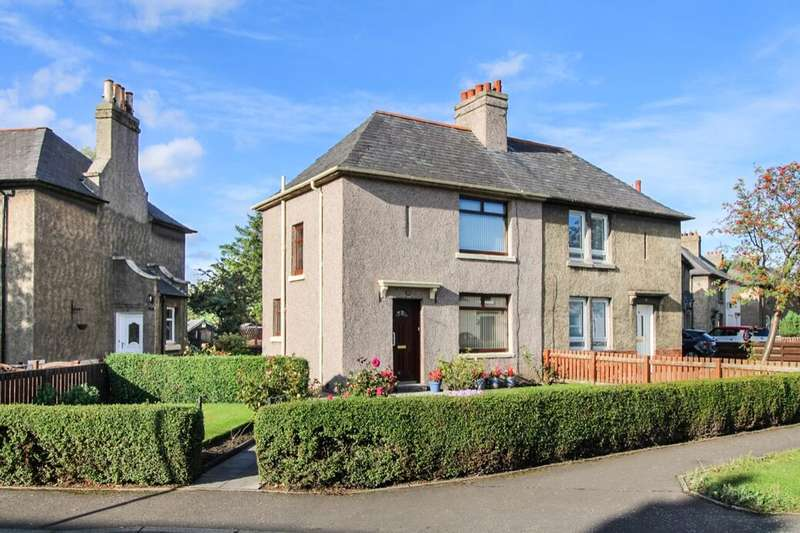 2 Bedrooms Semi Detached House for sale in Bayview Crescent, Methil, Leven, KY8