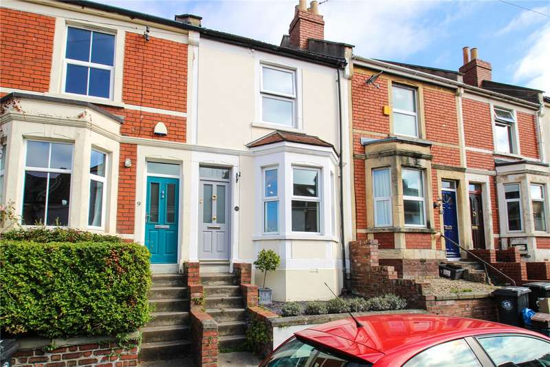 3 Bedrooms Property for sale in West View Road, Bedminster, BRISTOL BS3