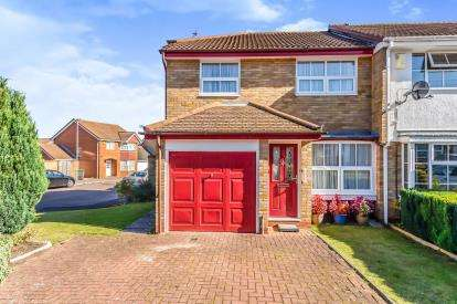 3 Bedrooms End Of Terrace House for sale in Whitehaven, Luton, Bramingham