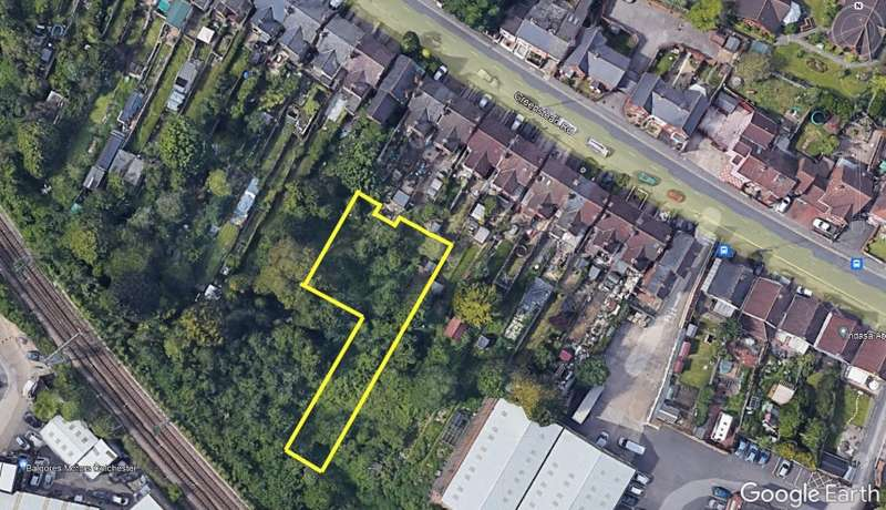 Land Commercial for sale in Land To The South Of, Greenstead Road, Colchester, Essex