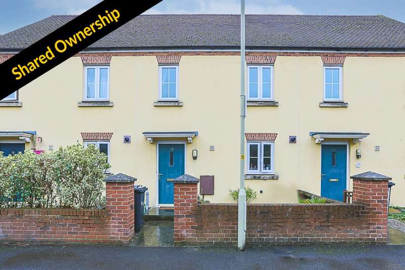 2 Bedrooms Terraced House for sale in Headley Court Kingsway, Quedgeley, Gloucestershire GL2
