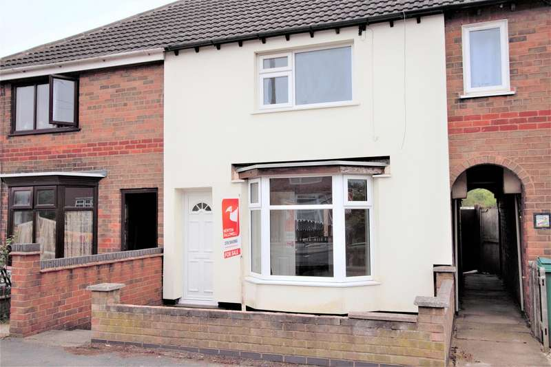 2 Bedrooms Terraced House for sale in Lansdowne Grove, Wigston, Leicester LE18