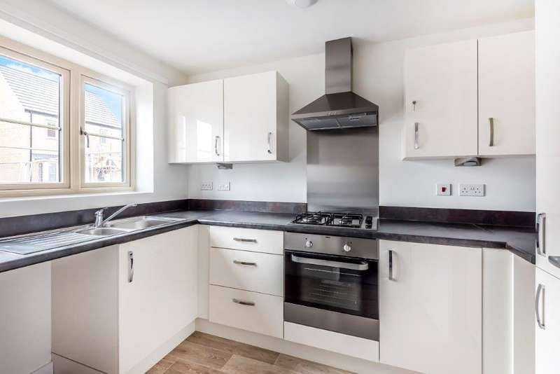 3 Bedrooms Semi Detached House for sale in Langford Meadows, Langford, Biggleswade, SG18