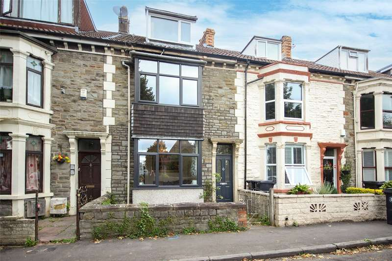 4 Bedrooms Property for sale in Beaufort Road, St. George, Bristol BS5