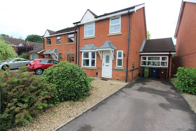 3 Bedrooms Detached House for sale in Tallis Road, Gloucester, GL3