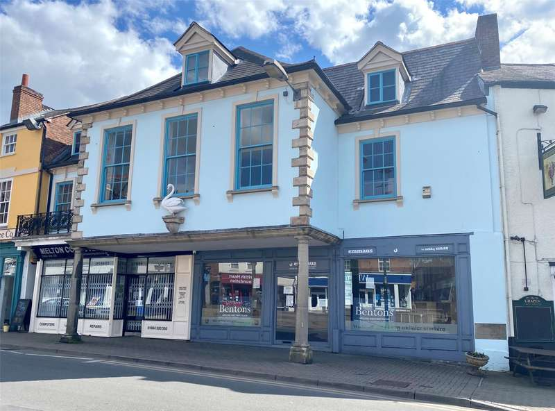 Retail Property (high Street) Commercial for rent in Market Place, Melton Mowbray, Leicestershire
