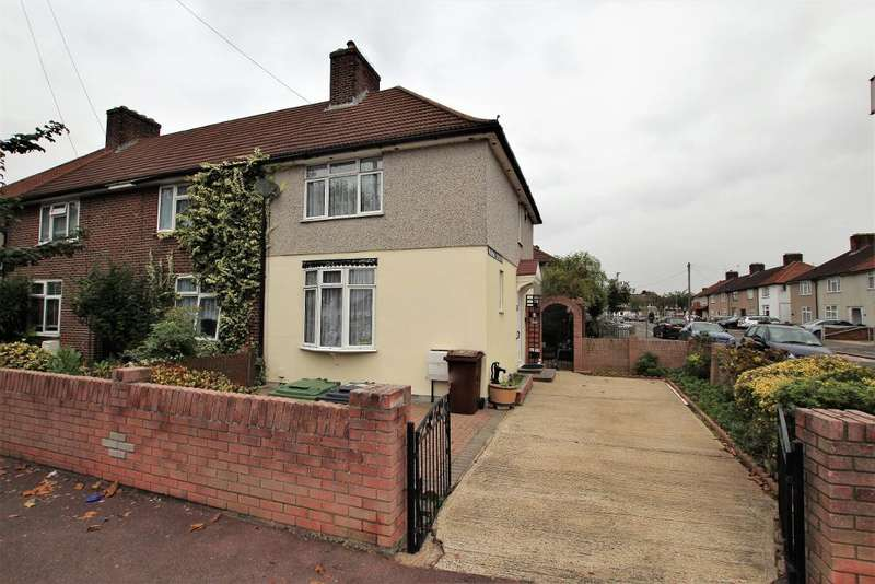 2 Bedrooms End Of Terrace House for sale in Parsloes Avenue, Dagenham, Essex, RM9 5NU