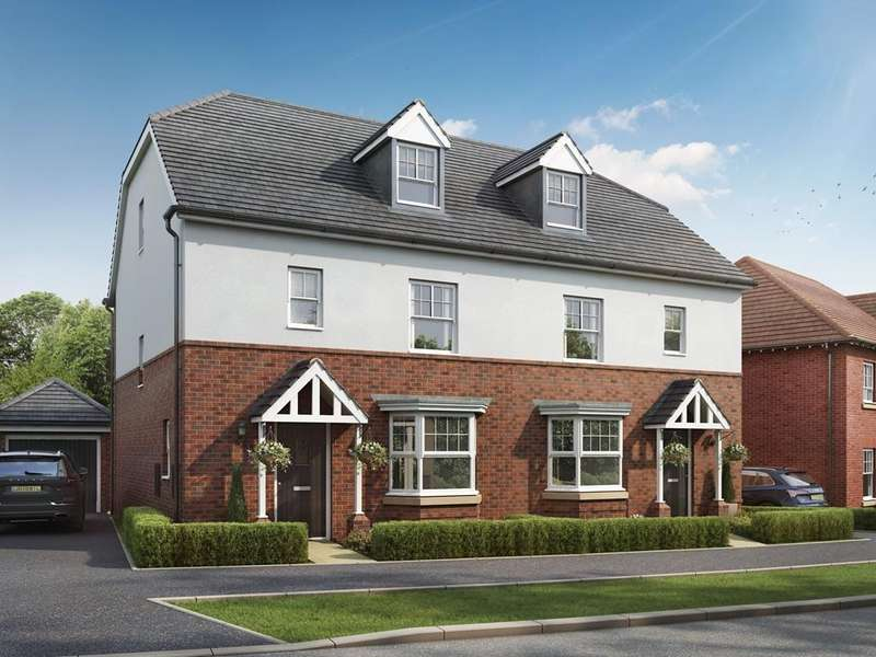 4 Bedrooms House for sale in Stambridge, High Elms Park, Lower Road, Hullbridge, SS5 6DF