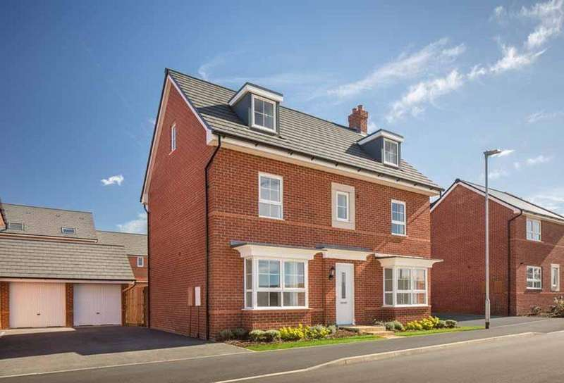 5 Bedrooms House for sale in Malvern, Willow Grove, Southern Cross, Wixams, Wilstead, MK42 6AW