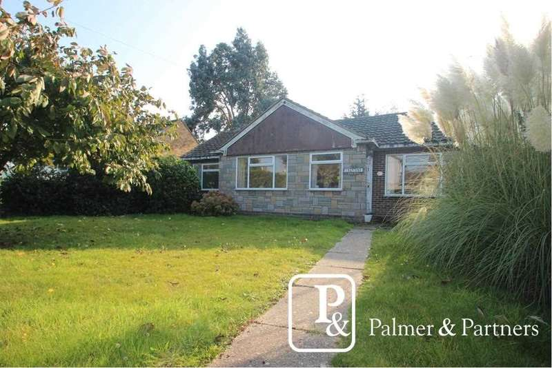 3 Bedrooms Bungalow for sale in Thorpe Road, Kirby Cross