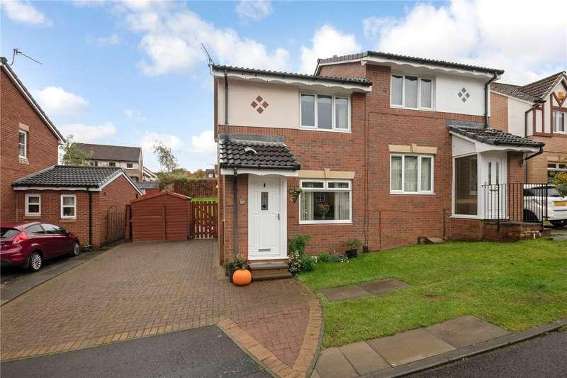 2 Bedrooms Semi Detached House for sale in Allardice Crescent, Kirkcaldy
