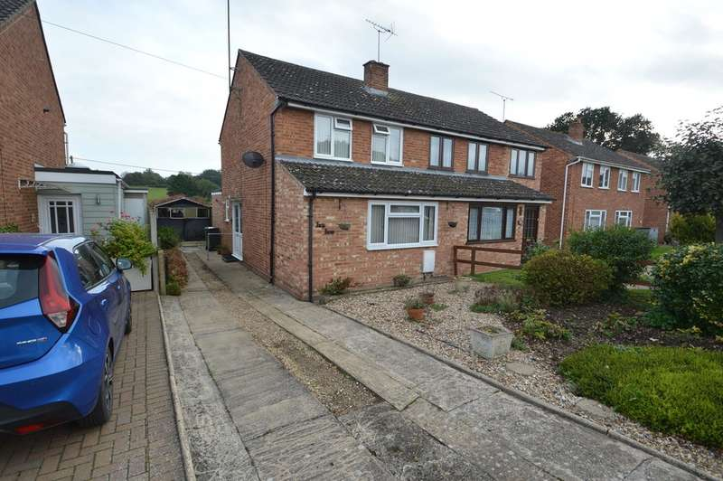 2 Bedrooms Semi Detached House for sale in Hawkwood Road, Sible Hedingham