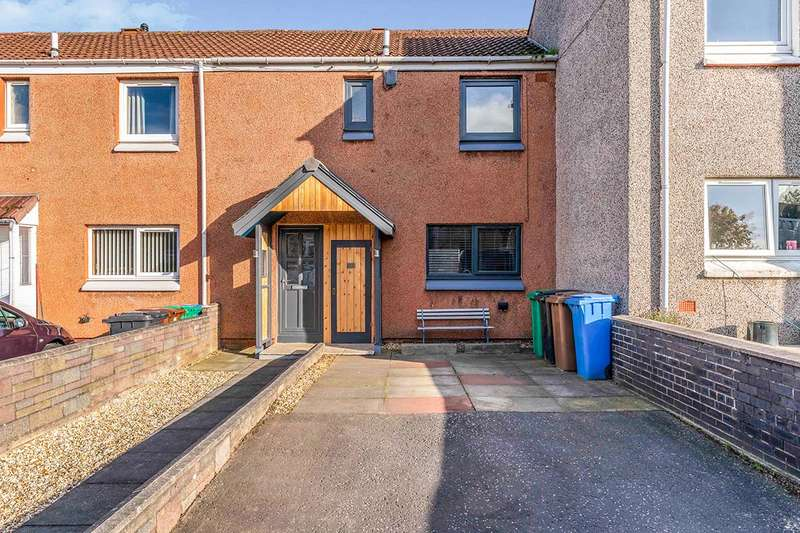 3 Bedrooms House for sale in Hudson Road, Rosyth, Dunfermline, Fife, KY11