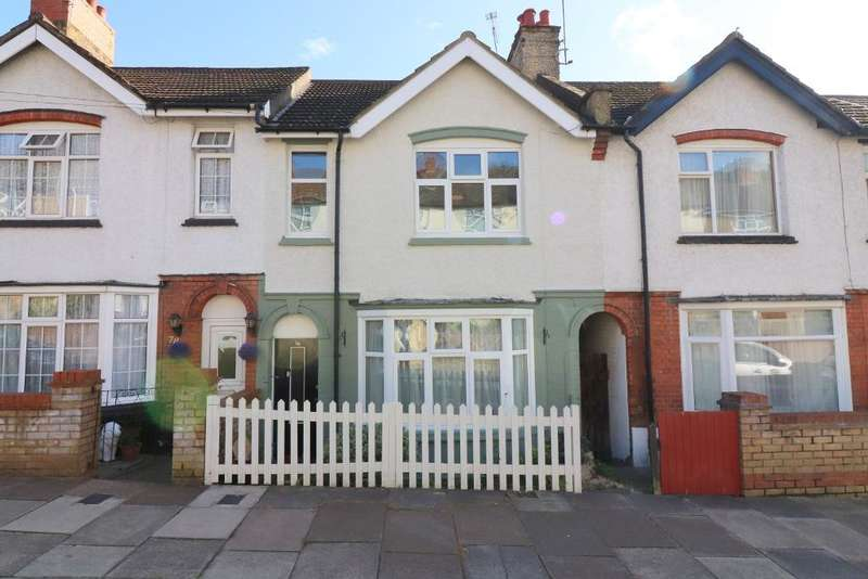 2 Bedrooms Terraced House for sale in Kingston Road, Luton, Bedfordshire, LU2 7SA
