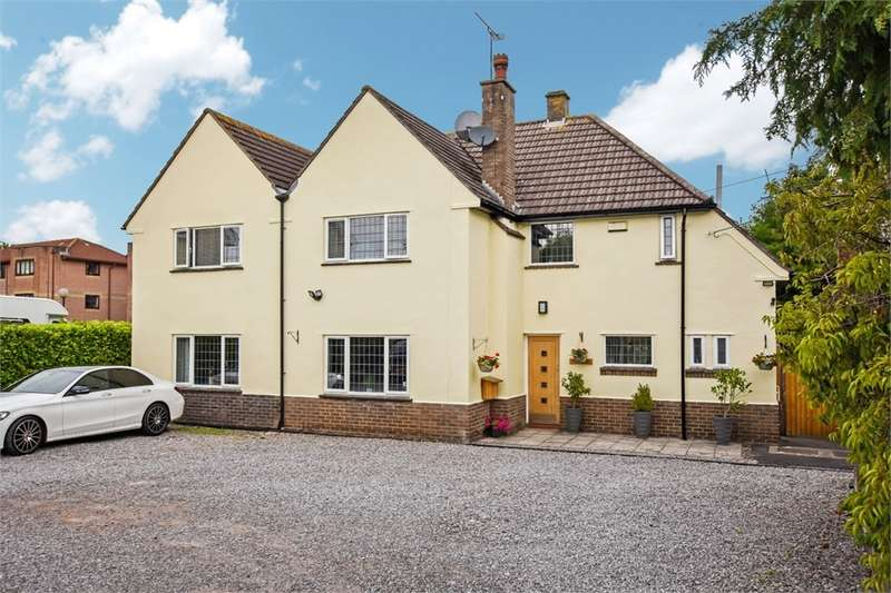 4 Bedrooms Detached House for sale in High Street, Nailsea, Bristol, North Somerset