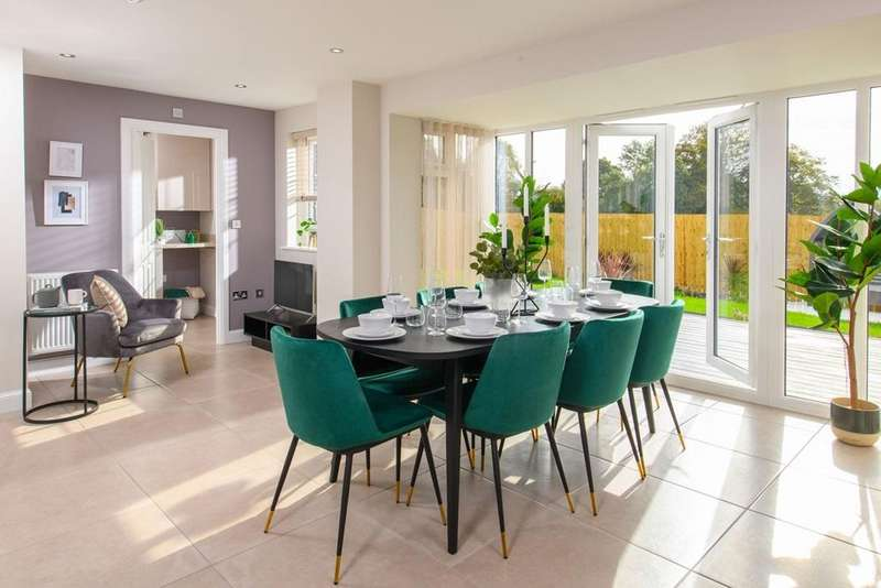 4 Bedrooms House for sale in Millford, Waddow Heights - DWH, Waddington Road, Clitheroe, BB7 2JD