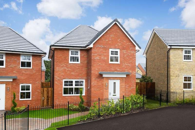 4 Bedrooms House for sale in Kingsley, The Brooks, Barrow, Whalley Road, Barrow, BB7 9BN