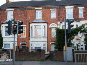 Property for sale in 13 WAINFLEET ROAD, SKEGNESS, LINCS, PE25 3QT