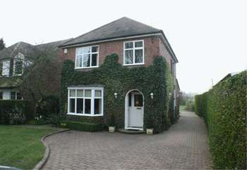 3 Bedrooms Detached House for sale in Darnford Lane, Lichfield