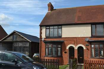 3 Bedrooms Semi Detached House for sale in Barrow Road, New Holland Barrow-Upon-Humber
