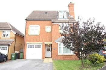5 Bedrooms Detached House for sale in Glamis Close, Noctorum, Wirral