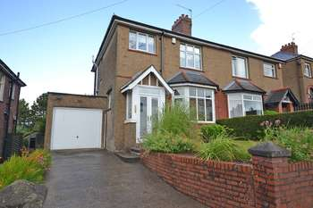 3 Bedrooms Semi Detached House for sale in Christchurch Road, Newport, Gwent. NP19 8BG