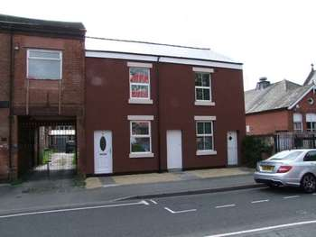 2 Bedrooms Terraced House for sale in Guild Street, Burton