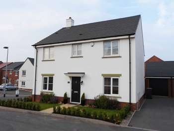 4 Bedrooms Detached House for sale in St. Georges, Telford