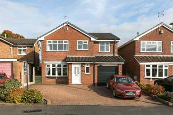 4 Bedrooms Detached House for sale in Redwood, Shevington, WN6 8DG