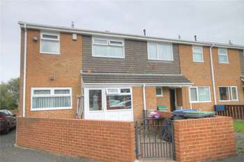 3 Bedrooms Semi Detached House for sale in Grampian Court, Annfield Plain, Stanley, DH9