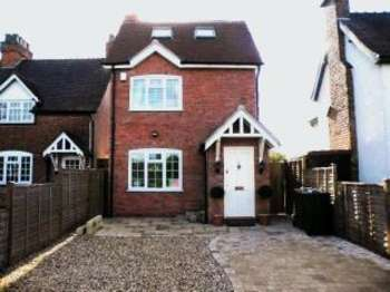 4 Bedrooms Detached House for sale in Attleboro Lane, Water Orton, Warwickshire