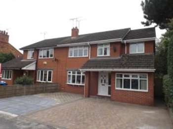 6 Bedrooms Semi Detached House for sale in New Street, Haslington, Crewe, Cheshire