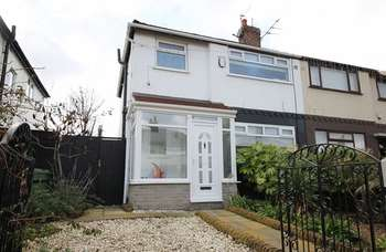 3 Bedrooms Semi Detached House for sale in Westcliffe Road, West Derby, Liverpool, L12