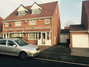 6 Bedrooms Semi Detached House for sale in Jackson Drive, Smethwick