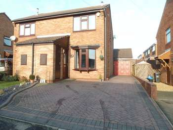 2 Bedrooms Semi Detached House for sale in Willetts Drive, Halesowen
