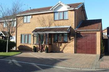 4 Bedrooms Detached House for sale in Woodleigh Close, Liverpool