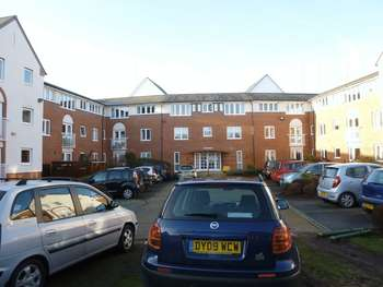 1 Bedroom Flat for sale in Hazeldine Court, Shrewsbury SY3