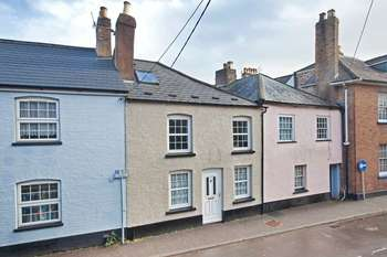 3 Bedrooms Terraced House for sale in Westexe Area