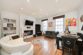 3 Bedrooms Flat for sale in Warren Street, Warren Street W1, London, W1T