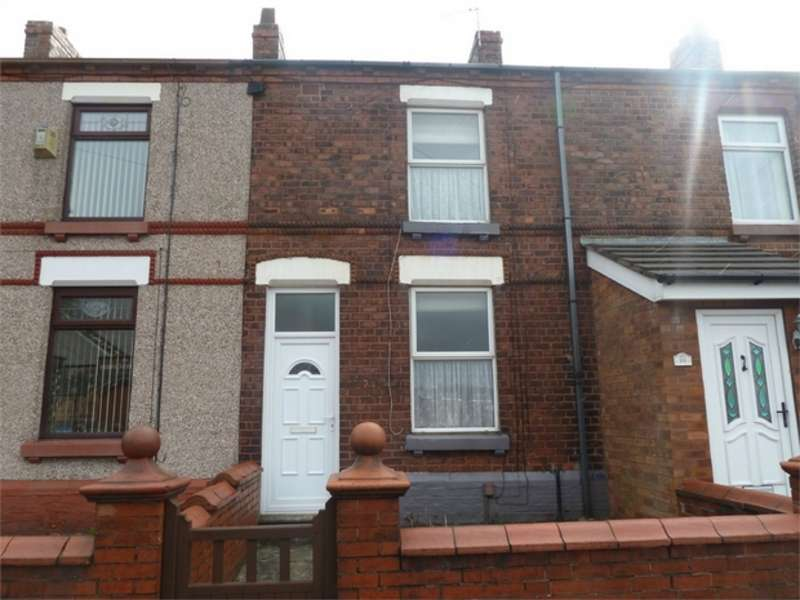 2 Bedrooms Terraced House for sale in Crossley Road, St Helens, Merseyside