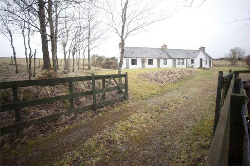 2 Bedrooms Cottage House for sale in Tomnavoulin, Livet, Moray