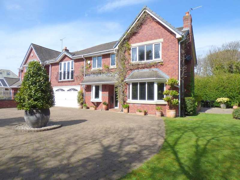 5 Bedrooms Detached House for sale in `Chestnuts`, 5 Bridge Road, Lytham St Annes.