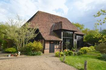 4 Bedrooms Detached House for sale in Couchman Green Lane, Staplehurst