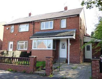 2 Bedrooms Semi Detached House for sale in Wood Avenue, Heckmondwike, West Yorkshire